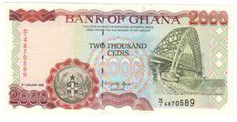 GHANA2000CEDIS06/01/1995P30UNC.CV. - Ghana