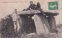 SARTENE(DOLMEN) - Dolmen & Menhire