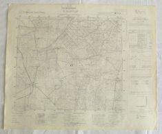 Puglia - Carta Topografica Dell'Istituto Geografico Militare, Foglio 189 Della Carta D'Italia, SAN BASILIO, 1950 - Carte Topografiche