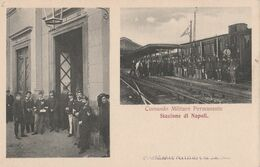 Cartolina - Postcard / Non Viaggiata - Unsent /  Napoli,  Comando Militare Permanente - Napoli (Naples)