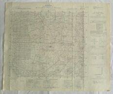 Puglia - Carta Topografica Dell'Istituto Geografico Militare, Foglio 189 Della Carta D'Italia, SANTA MARIA DELLA SCALA - Carte Topografiche