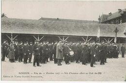 NOUZON  -  Fête Du 13 Octobre 1907  -  Vin D'honneur Offert Au Club Des 20 - Sonstige Gemeinden