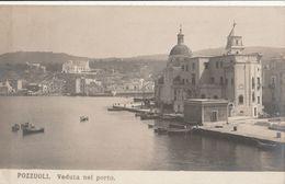 Cartolina - Postcard / Non Viaggiata - Unsent /  Pozzuoli, Veduta Del Porto - Pozzuoli