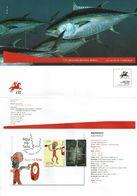 Portugal 2010 , Brochure , Pagela , Aquihaselo , Chopin , Schumann , Urban Transports , Biodiversity , Portuguese Bread - Autres (àpd. 1941)
