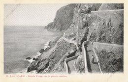 Cartolina - Postcard / Non Viaggiata - Unsent /  Capri, Strada Krupp. - Altre Città