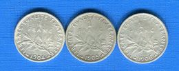 1  Fr  1904 /1905 /1906 - H. 1 Franco