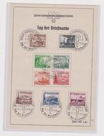 GERMANY BERLIN 1938 Ship Set Nice Postcard - Germania