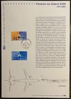 France - Document Philatélique - Premier Jour - FDC - Poste Aérienne - YT N°65 - 2002 - 2000-2009