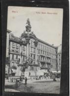 AK 0533  Wien - Hoher Markt Mit Marien-Säule Ca. Um 1910 - Vienna Center