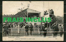 N°3 - COURSES DE VENDOME ( 12 JUILLET 1908) - ANIMEE - VISUEL PAS COURANT. - Vendome