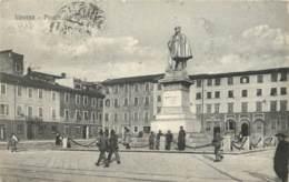 ITALIE LIVORNO PIAZZA GARIBALDI - Livorno