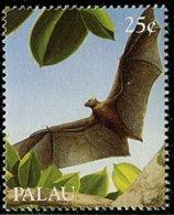 PALAU Chauve Souris, Bat, Muerciélago.Yvert  N° 282. ** MNH - Pipistrelli