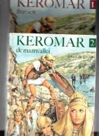Keromar Deel 1 & 2 Finroen En De Maanvallei Louis De Groof - Libri, Riviste, Fumetti