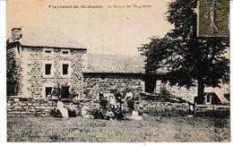 Haute Loire FREYCENET De SAINT JEURES La Maison De Marguerites - Otros Municipios