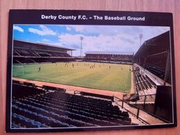 Derby PEEL 29102 Cartolina Stadio Stadium Postcard Stadion AK Carte Postale Stade Estadio Stadium Postkarte - Fútbol