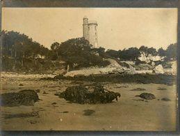 Noirmoutier * Photo Ancienne 1900 Albumine * Archive éditeur Photographe F. CHAPEAU - Noirmoutier