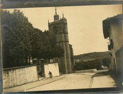 Irun * Photo Ancienne 1900 Albumine * Archive éditeur Photographe F. CHAPEAU * Espana Guipuzcoa - Guipúzcoa (San Sebastián)