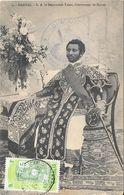 HARRAR - S.A. Le Dejazmatch Tatari, Gouverneur De Harrar - Ethiopie
