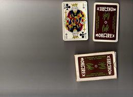 Jeu De De 32 Cartes MOCAREX Café Complet - 32 Karten