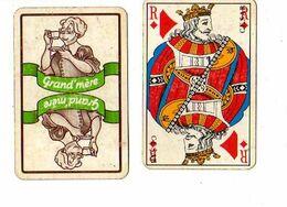 Jeu De De 32 Cartes GRAND MERE Café Complet - 32 Karten