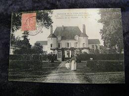 CPA - La Chapelle Basse Mer (44) - Château De La Mazure - 1906 - SUP  (DN 16) - La Chapelle Basse-Mer