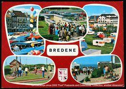Groeten Uit BREDENE Un Bonjour De BREDENE Greetings From Bredene - Bredene