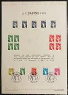 France - Document Philatélique - Premier Jour - FDC - Marianne - 1978 - 1970-1979