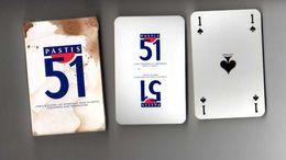 Jeu De De 32 Cartes PASTIS 51 Complet - 32 Karten