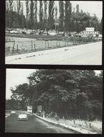 2 Cartes - Oud-Heverlee - Luna-Parc - Zoete Waters / Eaux Douce - 2 Scans - Oud-Heverlee