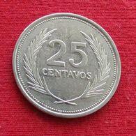 El Salvador 25 Centavos 1993 KM# 157b - El Salvador