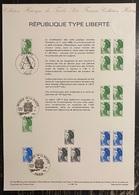 France - Document Philatélique - Premier Jour - FDC - Marianne - 1986 - 1980-1989