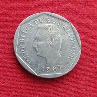 El Salvador 10 Centavos 1987 KM# 155 - El Salvador