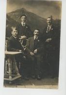 ALLEMAGNE - BAVIERE - GUERRE 1914-18 - Carte Photo Souvenir De Captivité, Cachet Camp De Prisonniers écrite En 1917 - Guerre 1914-18