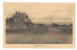 Belgien Sourbrodt Gare - Waimes - Weismes