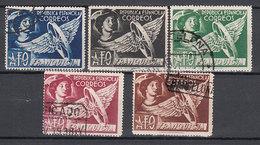 Espa�a Franquicias Postales 1938 Edifil 23/7 O - Portofreiheit