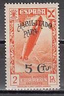 Espa�a Beneficencia 1940 Edifil 39 * Mh - Wohlfahrtsmarken
