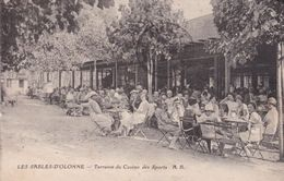 85-LES SABLES D OLONNE TERRASSE DU CASINO  DES SPORTS - Sables D'Olonne