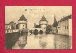 C.P. Kortrijk = Le  Broel  Toren - Kortrijk