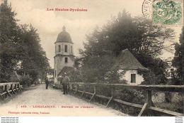 D65  LESCALADIEU  Beffroi De L' Abbaye  ..... - Autres Communes