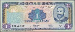 TWN - NICARAGUA 179 - 1 Cordoba 1995 Serie B UNC - Nicaragua