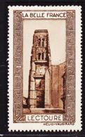 VIGN66 LECTOURE Vignette De Collection LA BELLE FRANCE 1925s Helio VAUGIRARD PARIS Erinnophilie - Commemorative Labels