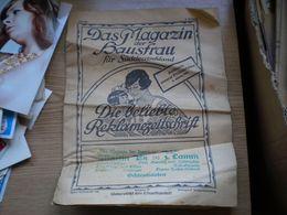 Das Magazin Der Hausfrau Fur Suddeutschland Die Beliebte Reklamzeitschrift 1935 - Revues & Journaux