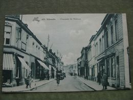 VILVORDE - CHAUSSÉE DE MALINES ( 2 Scans ) - Vilvoorde