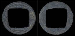 Indonesia Sumatra Song Dynasty Tin Cash Of The Emperor Zhen Zong - Orientale