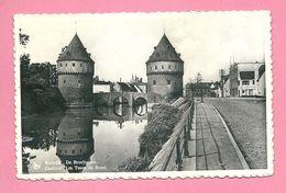 C.P. Kortrijk = De  Broeltorens - Kortrijk