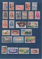 COTE FRANCAISE DES SOMALIES - 1940 à 1966 - 95 Timbres Neuf** - TTB Etat - Joli Lot Avec Belle Cote - Collections (without Album)