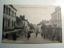 D44D  LEGE  Rue De La Mairie Ou De La Chaussée - Legé
