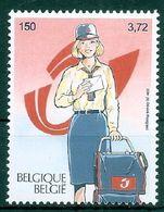 BELGIE 2001 * Nr 3001 * Postfris Xx * ONDER DE POSTPRIJS - Unused Stamps