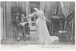 Otero Chez Elle Théatre Des Mathurins Fantaisie-Opérette De M.M. Moncousin Et A. Germain - Entertainers