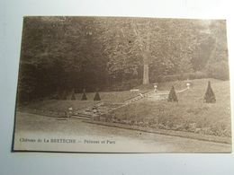 D44D   MISSILLAC Chateau De La BRETECHE  Pelouse Et Parc - Missillac